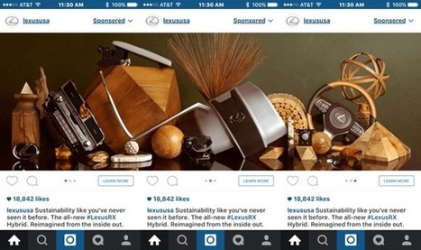 How to Make Instagram Ads That Stand Out : Social Media Examiner | Social Media Bites! | Scoop.it