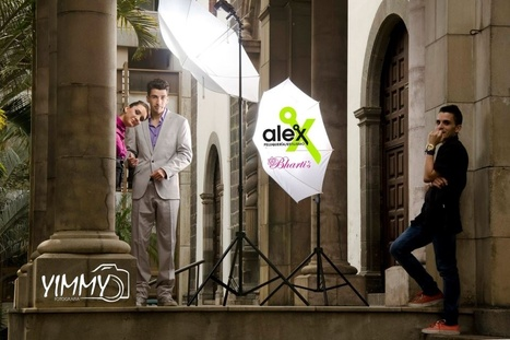 2 Edición imagen ALEX UP. Making of | Facebook | Alex Peluqueros | Scoop.it