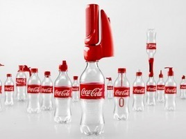 Coca-Cola Invents 16 Crazy Caps to Turn Empty Bottles Into Useful Objects | Advertising, I say | Scoop.it
