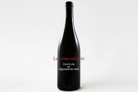 Lire le vin en dégustant les mots : quand des écrivains traduisent en mots ce qu'un vin leur inspire.   Communication, Marketing Web&Vin   Scoop.it