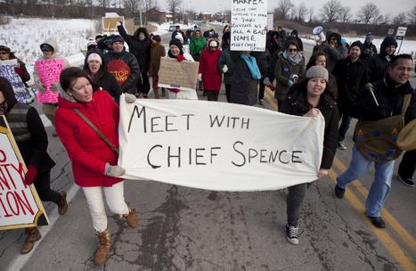 Prime Minister Stephen Harper offers modest concession to aboriginal protesters: Editorial  | Toronto Star | Aboriginal studies | Scoop.it