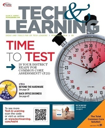 February 2014 Table of Contents | Tech Learning | Edtech PK-12 | Scoop.it