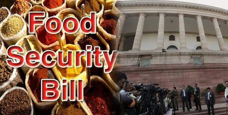 Food Security Bill to be tabled in Rajya Sabha today | Latest News | Scoop.it