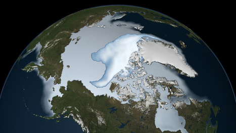 Oldest Arctic Sea Ice is Disappearing | Earth Citizens Perspective | Scoop.it