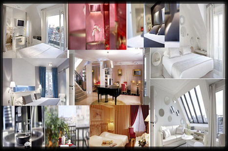 Community Post: 6 Theme Hotels With Special Deal In Paris | Myboutiquehotel.com - The Specialist in Boutique Hotels and Design Hotels | Scoop.it