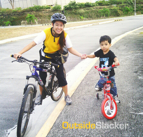 Biking and Running in UP Diliman   Philippine Travel   Scoop.it