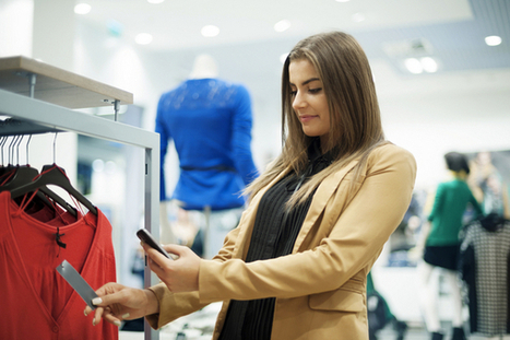 New Research Confirms Increase of Showrooming | Mobile Commerce | Scoop.it