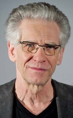 """""""MacLean's: """"'Face to Face' with David Cronenberg, auteur turned author…"""" (He's finished his novel- """"Consume"""") 