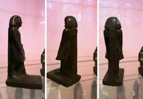 Le mystère de la statue qui tourne enfin résolu | Le courrier international | Kiosque du monde : A la une | Scoop.it
