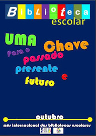 outubro- Mês Internacional das Bibliotecas Escolares | Magia da leitura | Scoop.it