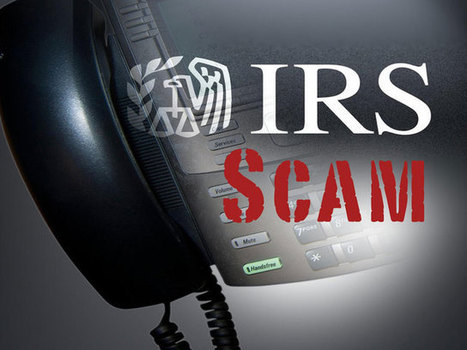 How to Protect Yourself from the IRS Scam | Property Management Services | Scoop.it