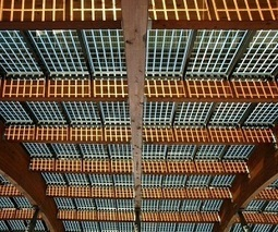 The Largest Transparent Photovoltaic Roof in the U.S.   Solar Energy projects & Energy Efficiency   Scoop.it