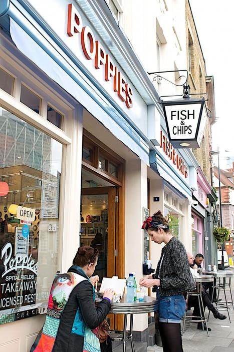 Londres par le menu: toutes les saveurs de l'East End | Food & chefs | Scoop.it