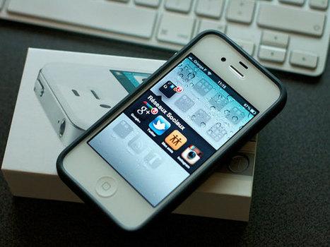 Supprimer iOS 7 et retourner sur iOS 6   Au fil du Web   Scoop.it