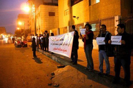 Egypt women protest over rape at National Diabetes Institute | Égypt-actus | Scoop.it