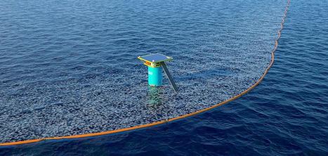 Cette machine révolutionnaire va nettoyer les océans de notre planète | Nouvelles technologies | Scoop.it