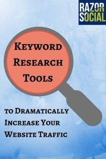 5 keyword research tools to dramatically increase your website traffic | Links sobre Marketing, SEO y Social Media | Scoop.it