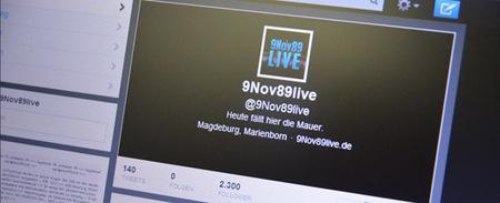 Werkstattbericht: Twitter-Projekt 9Nov89live | Texten fürs Web | Scoop.it