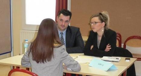 Simulation d'entretiens d'embauche à SophieBerthelot   Actualités du lycée Sophie Berthelot - Calais   Scoop.it