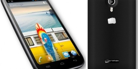 Micromax Canvas Lite A92 Smartphone Specifications and price | Geeks9.com | Geeks9 | Scoop.it