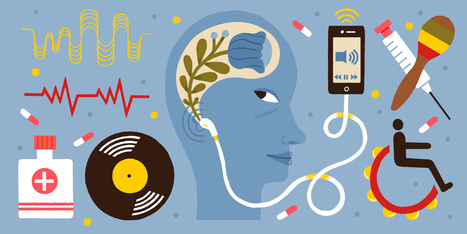 The Doctor Is In (Your Pocket): How Apps are Harnessing Music's Healing Powers | Perspectives on Health & Nursing | Scoop.it
