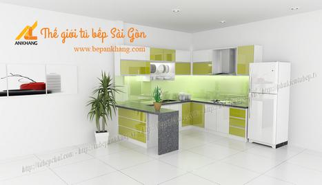 Tủ bếp anh Sơn Trà quận 2 - TBAK318 | Tủ bếp, Bếp An Khang tạo dấu ấn cho ngôi nhà VIỆT 0839798355 | Scoop.it