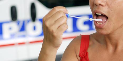 Sécurité routière : les tests salivaires vont être généralisés | Conseils médicaux | Scoop.it