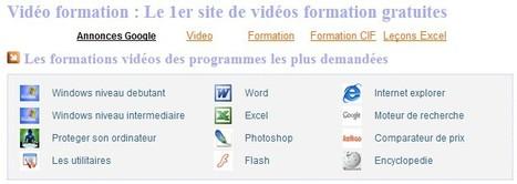 Video formation, tutoriaux, tutoriel vidéo, formation gratuite | Free Tutorials in EN, FR, DE | Scoop.it