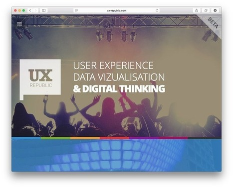 designers interactifs › Actualités › Actu › 14 agences spécialisées en UX design | Design for User Experiences Now | Scoop.it