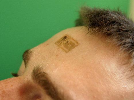 Wearable Technology That Feels Like Skin | LibertyE Global Renaissance | Scoop.it