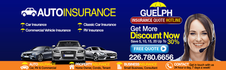 Get A Free Car Insurance  In Puslinch, Aberfoyle, Morriston, Rockwood, Eden Mills, Ariss, Guelph Ontario   Internet Marketing   Scoop.it