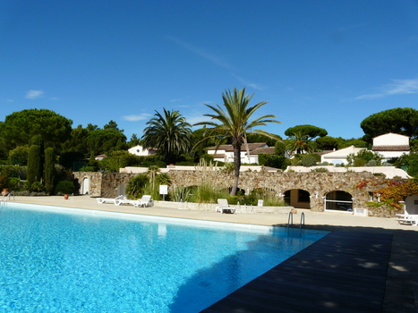 Saint-tropez 2 bedrooms house rental close to the beach   France Travel - Vacation Home Rentals   Scoop.it
