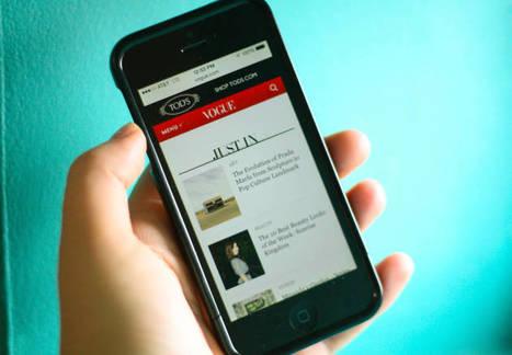 'VOGUE' PLANNING MAJOR ONLINE EXPANSION | Digital Marketing | Scoop.it