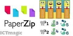 PaperZip | Lunatikscience Pages | Scoop.it