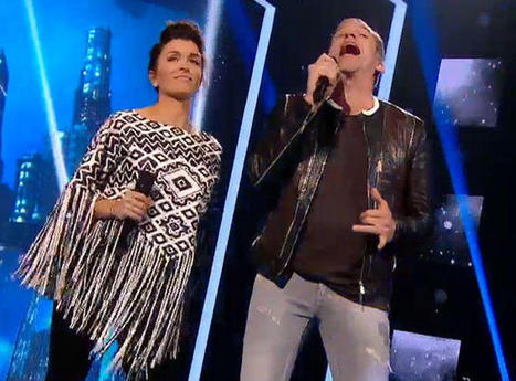 Photo : Les formes de Jenifer pendant le direct de 'The Voice' font s'enflammer Twitter | Radio Planète-Eléa | Scoop.it