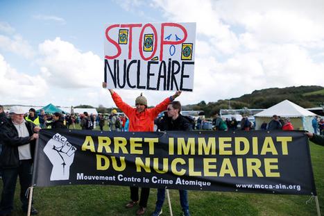Des milliers de personnes défilent contre le nucléaire | Chronique d'un pays où il ne se passe rien... ou presque ! | Scoop.it