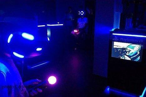 Réalité virtuelle Sony : premières impressions sur le PlayStation VR | Bordeaux Gazette | Scoop.it