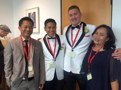 The UK is performing hundreds of gay weddings in Australia | Gay News | Scoop.it