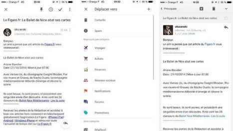 Avec Inbox, Google fait de l'or avec notre mémoire | La sécurité des SI | Scoop.it
