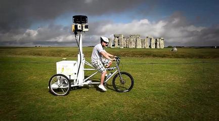 Google World Wonders, pour visiter virtuellement les grands sites historiques | Projet mobile garden | Scoop.it