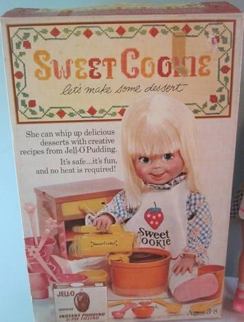 HASBRO: 1972 Sweet Cookie Doll | Kitsch | Scoop.it