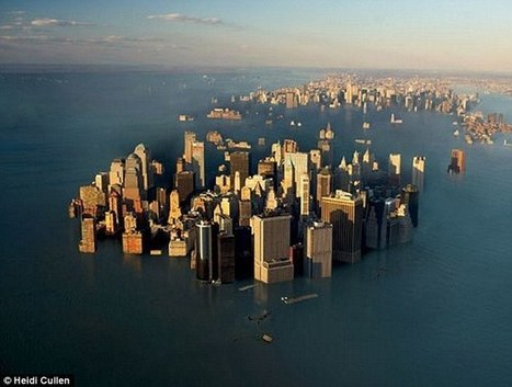 New York and #London will be underwater within decades, experts warn #climate   Messenger for mother Earth   Scoop.it