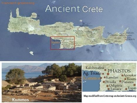 A Cretan Conundrum   Kommos Conservancy   #Crete Island Adventure   Scoop.it