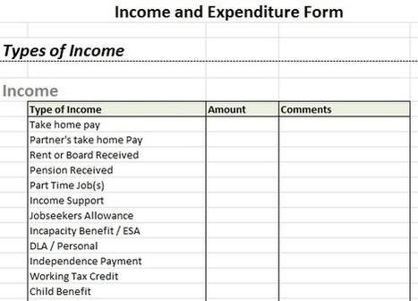 Daily Cash Income And Expenditure Template Excel | ExcelTemp | ProjectManagerClub.co.uk | Scoop.it