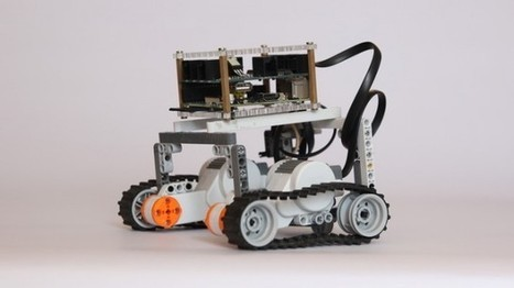 Raspberry Pi add-on will help you build Lego Mindstorm robots - Ars Technica | Raspberry Pi | Scoop.it