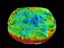 NASA's Dawn Collects a Bounty of Beauty from Vesta - NASA Jet Propulsion Laboratory | Planets, Stars, rockets and Space | Scoop.it