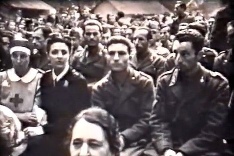 Tiene 93 años; entró a YouTube y se encontró en un video de la Segunda Guerra Mundial | historian: people and cultures | Scoop.it