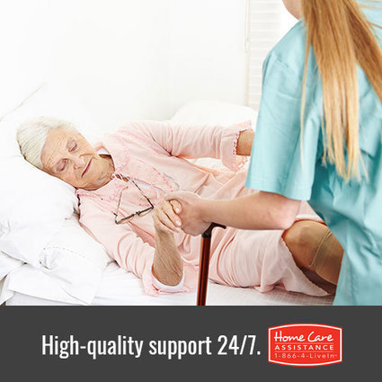 Preventing Falls for seniors with Dementia | Home Care Assistance Columbus | Scoop.it