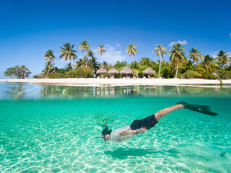 The 15 Best Tropical Beaches In The World | Everything from Social Media to F1 to Photography to Anything Interesting | Scoop.it