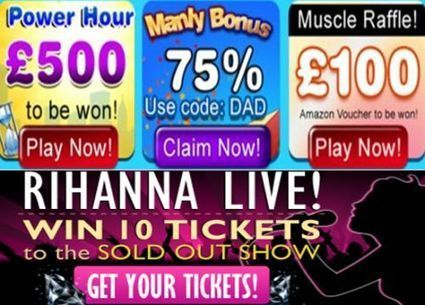 Robin Hood Bingo: FREE Bonus codes & Cash Jackpots to be won! | Bingo | Scoop.it